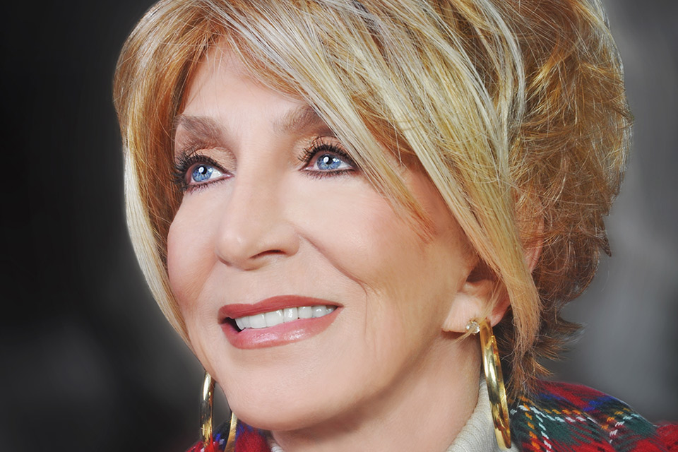 Jeannie Seely smiling for the camera
